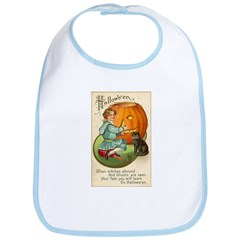 Witches Abound Bib