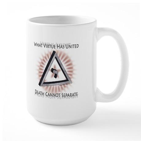 Scottish Rite Freemasonry 14th Degree Large Mug