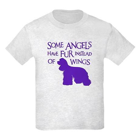 COCKER ANGEL Kids Light T-Shirt