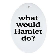 Hamlet Oval Ornament