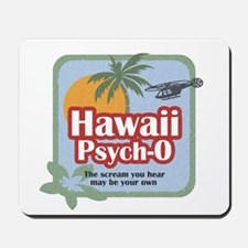 Hawaii Psych-O Mousepad
