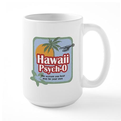 Hawaii Psych-O Large Mug