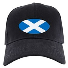 Scottish Flag Baseball Hat