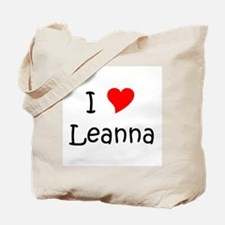 Cool Leanna Tote Bag