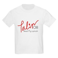 Read My Lipstick - Sarah Pali T-Shirt