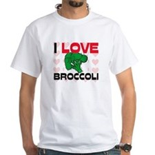 I Love Broccoli Shirt