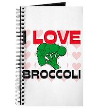 I Love Broccoli Journal