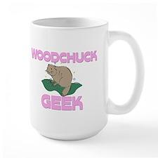 Woodchuck Geek Mug