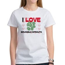 I Love Brussels Sprouts Tee