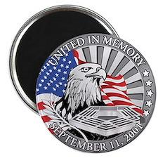 9/11 Magnet