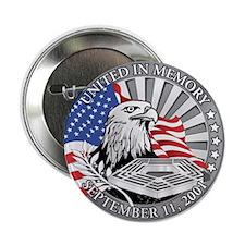"""9/11 2.25"""" Button"""