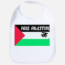 Free Palestine Palestinian Flag - ?????? Baby Bib