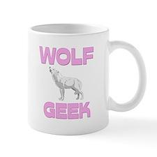 Wolf Geek Mug