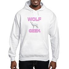 Wolf Geek Hoodie