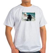 Live Free - Black Bear T-Shirt