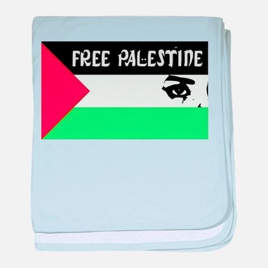 Free Palestine Palestinian Flag - ?? baby blanket