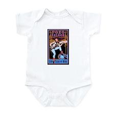 Cute Anniversary Infant Bodysuit