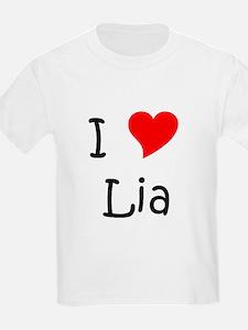 Cute Lia T-Shirt