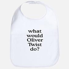 Oliver Twist Bib