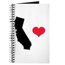 California Love Journal