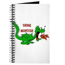 Snore Monster Journal