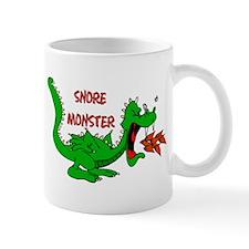 Snore Monster Mug