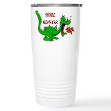 Snore Monster Travel Coffee Mug