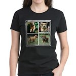 Goldens of Many Talents Women's Dark T-Shirt