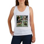 Goldens of Many Talents Women's Tank Top