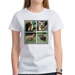 Goldens of Many Talents Women's T-Shirt