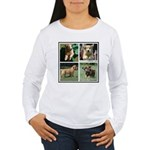 Goldens of Many Talents Women's Long Sleeve T-Shir