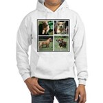 Goldens of Many Talents Hooded Sweatshirt