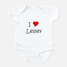 Cute Lesley Infant Bodysuit