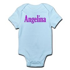 Angelina Infant Bodysuit