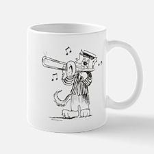 Catoons™ Trombone Cat Mug