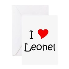 Leonel's Greeting Card