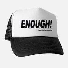 """Enough"" Protest Trucker Hat"