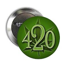 """2.25"""" Button 420"""