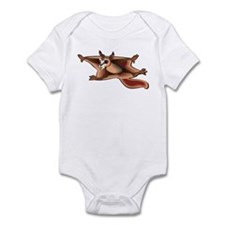 Flying Squirrel Infant Bodysuit