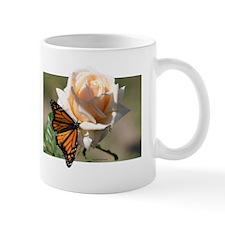 Jan's Rose & Monarch Mug