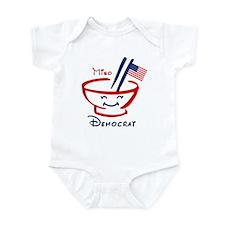 Miso Democrat Infant Bodysuit