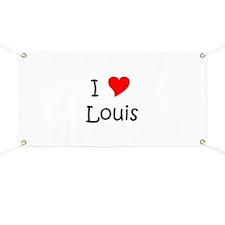 Unique Louis Banner