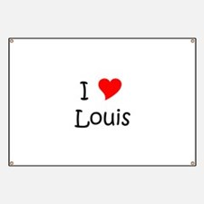 Funny Louis Banner