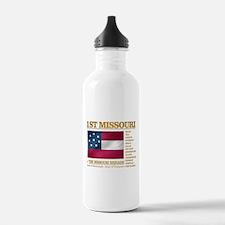 1st Missouri Infantry Water Bottle