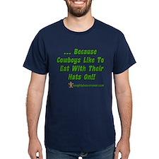 Bowlegged Cowgirls? T-Shirt