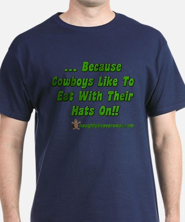 Bowlegged Cowgirls? T-Shirt
