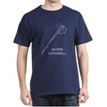 More Cowbell Dark T-Shirt