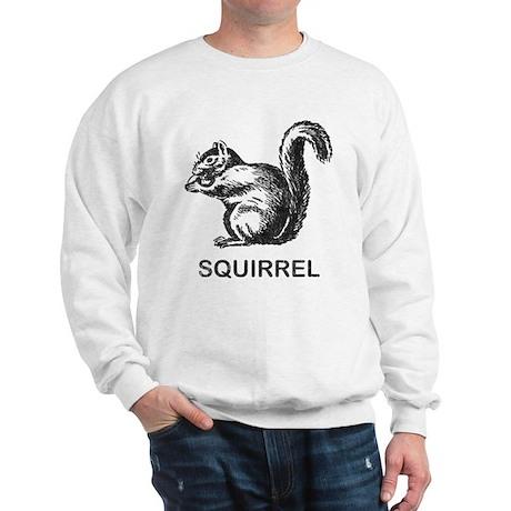 Vintage Squirrel Sweatshirt