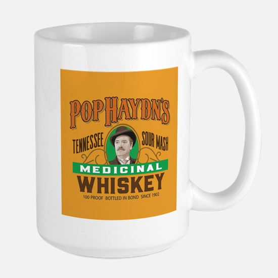 Pop's Whiskey Mugs