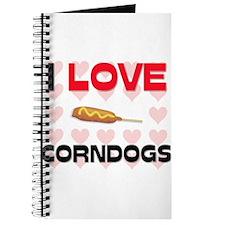 I Love Corndogs Journal